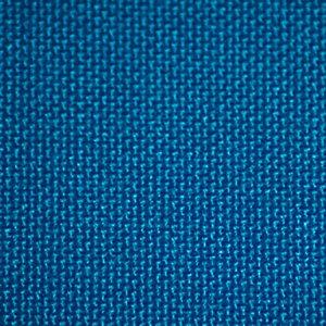 Store à bandes verticales sur mesure - Lames larg. 127 mm - Tissu trevira cs tamisant - Coloris bleu