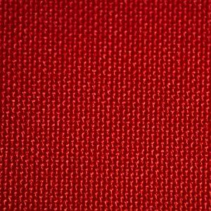 Store à bandes verticales sur mesure - Lames larg. 127 mm - Tissu trevira cs tamisant - Coloris rouge