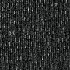 Store enrouleur sur mesure - tissu polyester tamisant - coloris noir