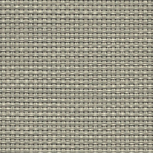 Store enrouleur sur mesure - tissu screen anti-chaleur - coloris gris aluminium