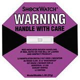 Støtindikator - Shockwatch