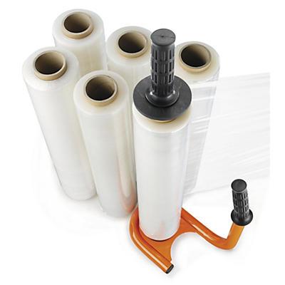Strækfilm kit med ståldispenser