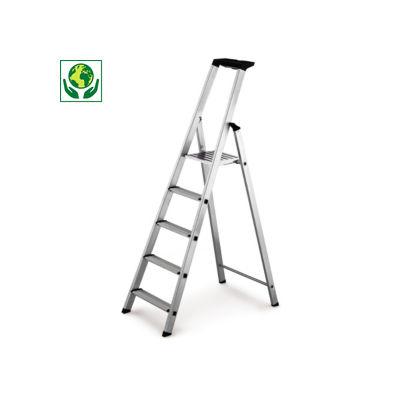 Stufen Stehleiter kompakt
