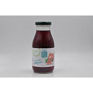 Succo BIO PIU', Gusto Melograno, Bottiglia da 500 ml (confezione 6 bottiglie)