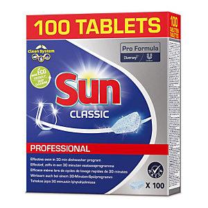 Sun tabletten Maxi 100 tabletten