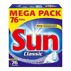 Sun tabletten Maxi 76 tabletten