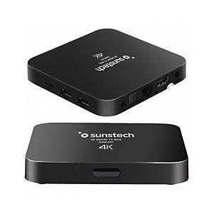 Sunstech Suncast, Amlogic, S905X, 2 GHz, Cortex-A53, 2048 MB, DDR3