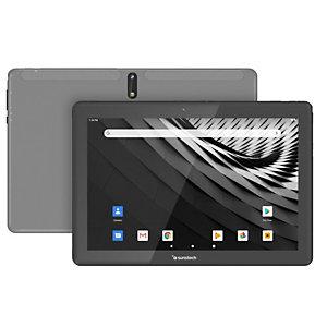 "Sunstech TAB1090, 25,6 cm (10.1""), 1280 x 800 Pixeles, 64 GB, 2 GB, Android 9.0, Plata TAB1090SL"