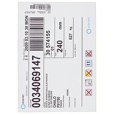 Étiquette ultra-adhésive##Superklevend etiket