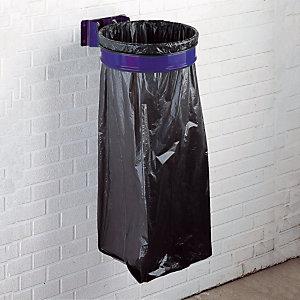 Support sac bleu sans couvercle 110 L