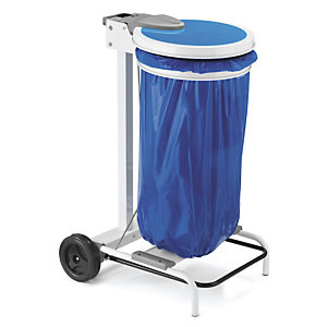 Support-sac mobile 110 litres
