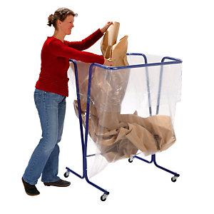 Suppport sac poubelle XXL 600 L