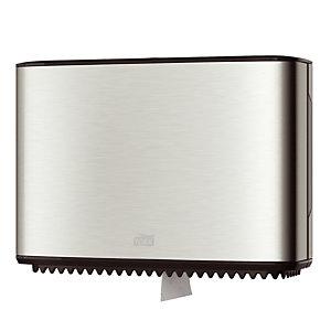 Système Papier toilette Jumbo Tork, le kit distributeur + 12 mini bobines