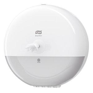 Système Papier toilette SmartOne, le kit distributeur + 6 bobines