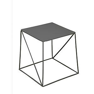 Table basse carrée SLIMI CUBO - Noir