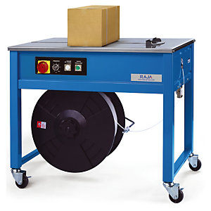 Table semi-automatique pour cerclage polypropylène