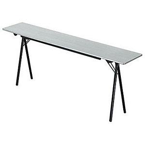Table SEMINAIRE 3 places - Gris/Noir