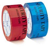 Tamper evident tape