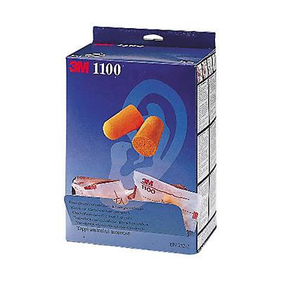 Tampões auditivos 1100 3M