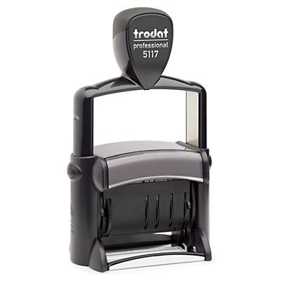 Tampon dateur métallique multiformule TRODAT Ligne Pro
