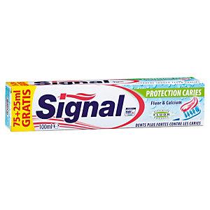 Tandpasta Signal Protection cariës 75 ml + 25 ml GRATIS