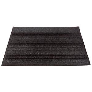 Tapiijt ultra comfort 60 x 100 cm kleur antraciet