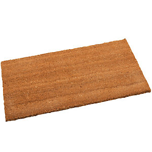 Tapis brosse en coco format 80x40cm