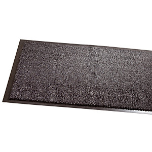 Tapis grattant absorbant Extrême 0,90 x 1,50 m gris