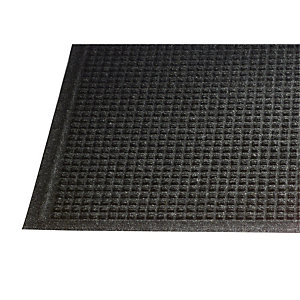 Tapis grattant absorbant Guzzler 0,90 x 1,50 m anthracite