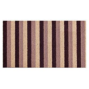 Tapis milieux humides INUCI® 0,40 x 0,60 m beige/ marron