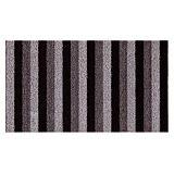 Tapis milieux humides INUCI® 0,40 x 0,60 m gris/ noir