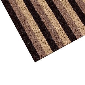 Tapis milieux humides INUCI® 0,80 x 1,20 m beige/ marron