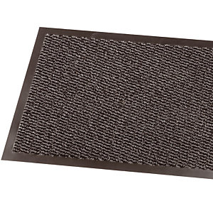 Tapis Smart 1er prix 90 X 150 cm coloris anthracite