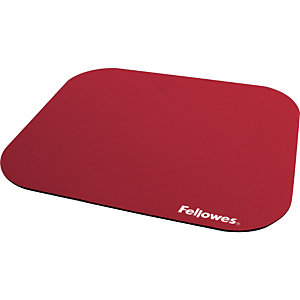 Tappetino mouse Soft, Rosso