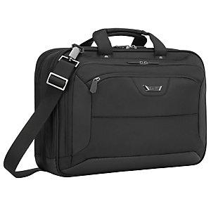 "Targus 15 - 15.6 inch / 38.1 - 39.6cm Ultralite Corporate Traveller, Malette, 39,6 cm (15.6""), Sangle épaule, 1,38 kg CUCT02UA15EU"