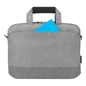 Targus CityLite sacoche pour ordinateur portable, 15,6'' - Gris