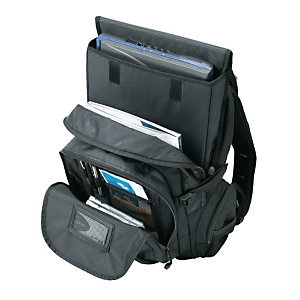 TARGUS CN600 15 - 16 inch laptoprugtas, polyester, gevoerd, zwart