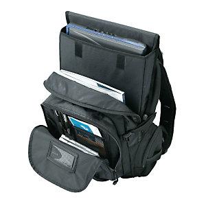 TARGUS CN600, sac à dos pour ordinateur portable 15 à 16 pouces, polyester, rembourré, Noir