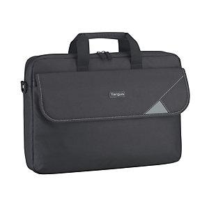 """Targus Intellect 15,6"""" Mallette pour ordinateur portable Noir, Housse, 40,6 cm (16""""), Sangle épaule, 500 g TBT239EU"""