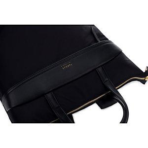 """Targus Newport Sac à dos fourre-tout 2 en 1 pour ordinateur portable jusqu'à 15"""" – Noir"""