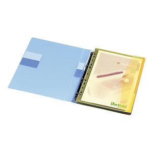 tarifold Sobre con cierre en Scratch, A4 apaisado, con tira multitaladro, colores surtidos