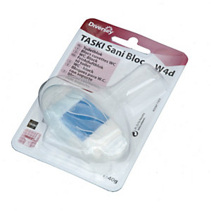 Taski Sani Bloc W4d Bloques para el inodoro, 40 g