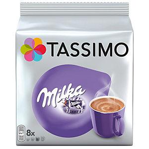 TASSIMO T-Discs saveur chocolat - 8 doses  (8 doses)