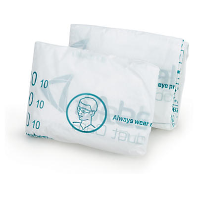 Taster packs of Instapak Quick® foam cushion packaging