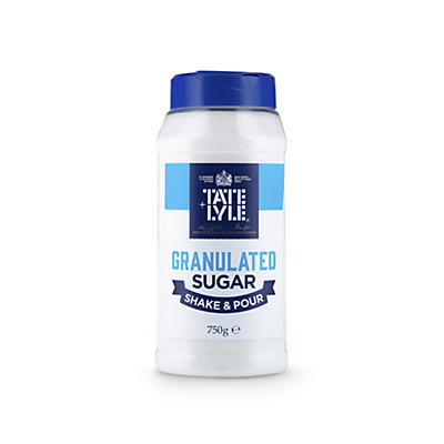 Tate & Lyle Shake and Pour Sugar - 750g