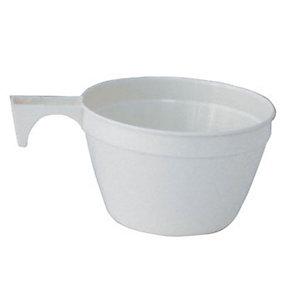 Tazzina per caffè, 100 cl, Bianco (confezione 25 pezzi)