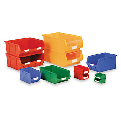 TC Louvred Storage Bins