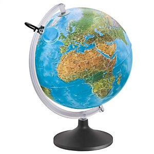 Tecnodidattica Globo geografico illuminato Lumierissimo - diametro 30 cm - Tecnodidattica