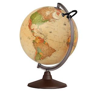 Tecnodidattica Globo geografico illuminato Marco Polo - diametro 30 cm - Tecnodidattica