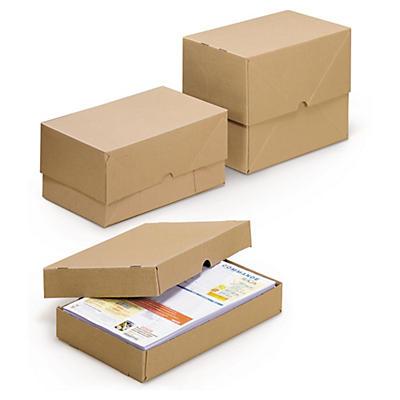 Caisse carton télescopique Easypack##Teleskopschachtel Easypack, braun